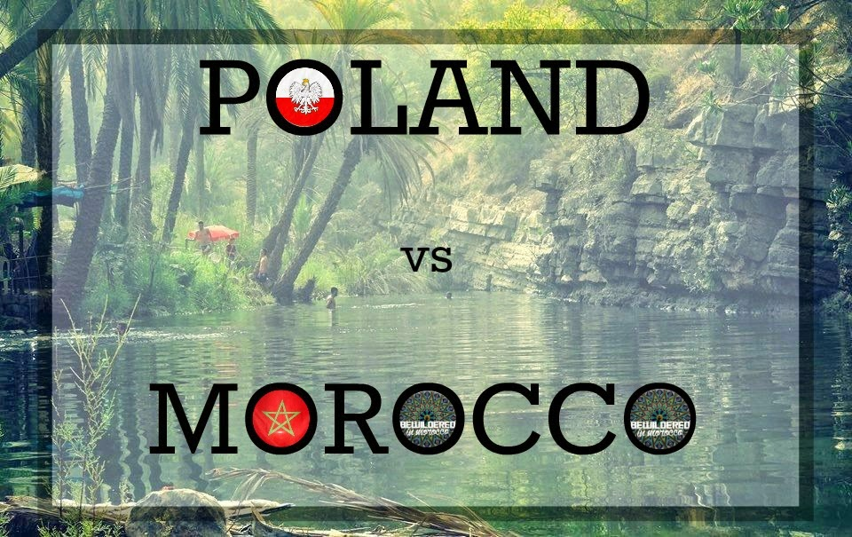 Morocco vs Poland