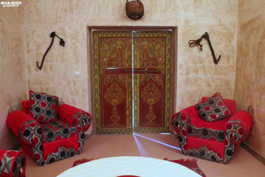 kasbah guest house eco auberge youth hostel interior berber bed design view peaceful mountains review business advertise your hotel promo blogger