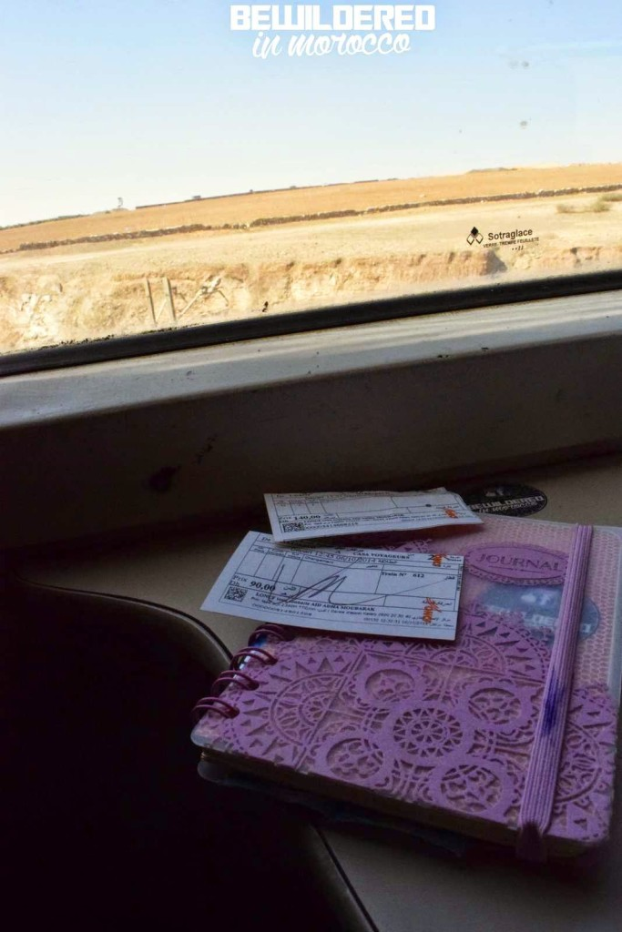 oncf ctm bus coach train car rent morocco maroko samochod wynajem wakacje notes ticket fly flight