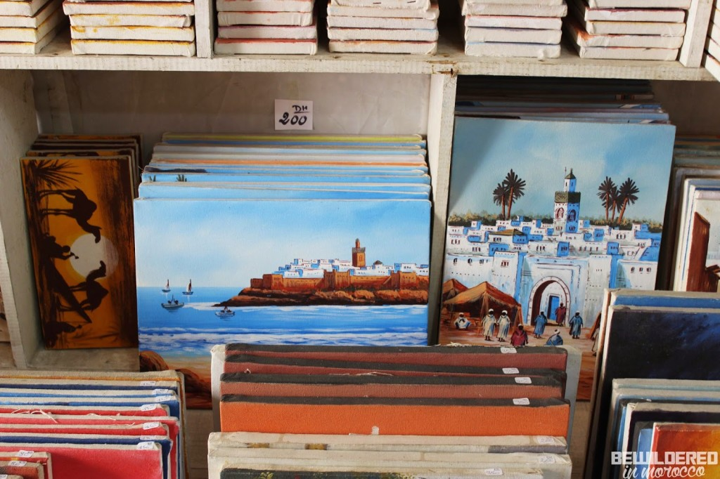 medina old town essaouira asswira wind city surf camp everyday morocco people of morocco humans kids playing artist painter