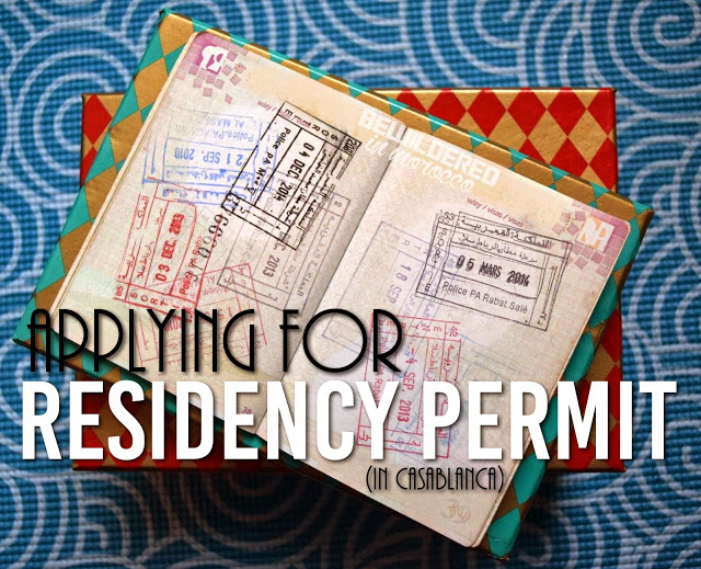 How To Obtain Residency Permit In Casablanca?