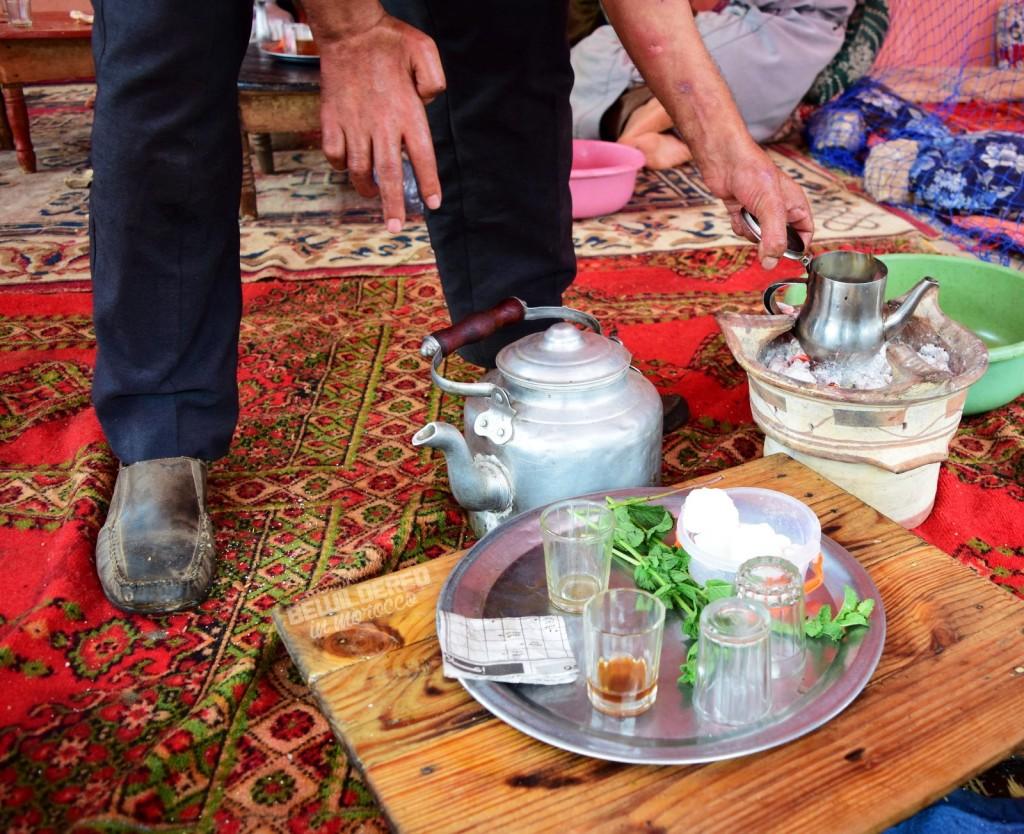 breakfast in the souk