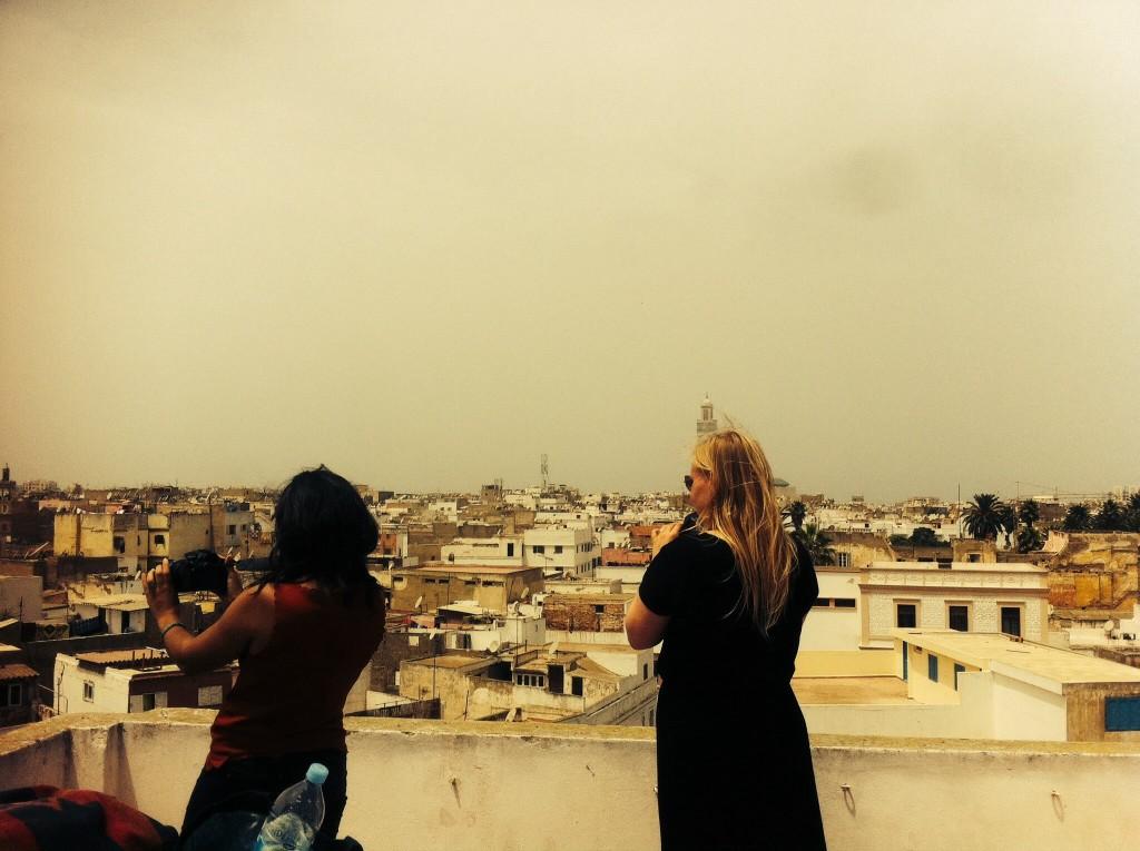 Capturing moments with Sarah Zouak, the founder of womensensetour.com