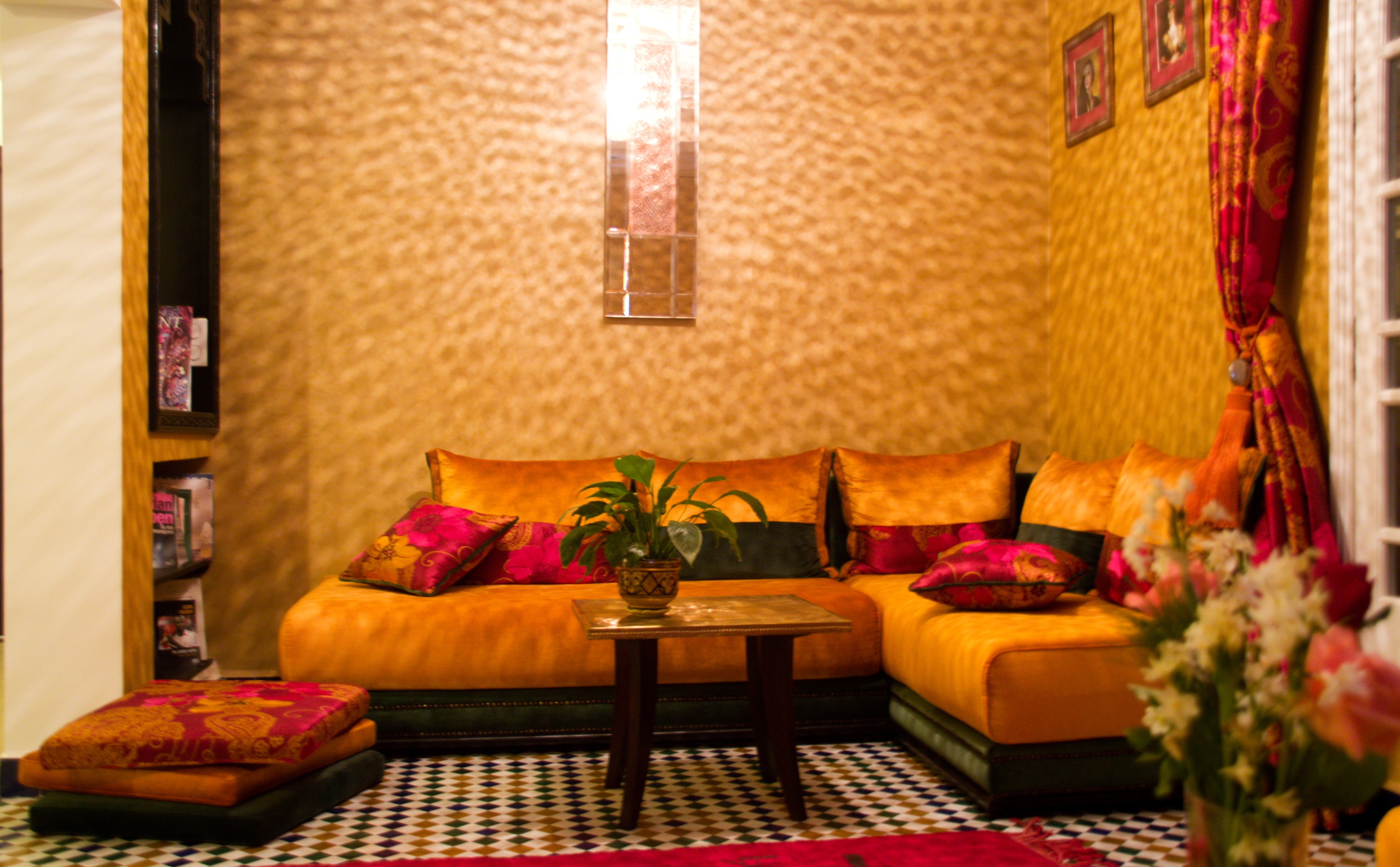 riad guest house tangier tanjah french expat hotel luxury