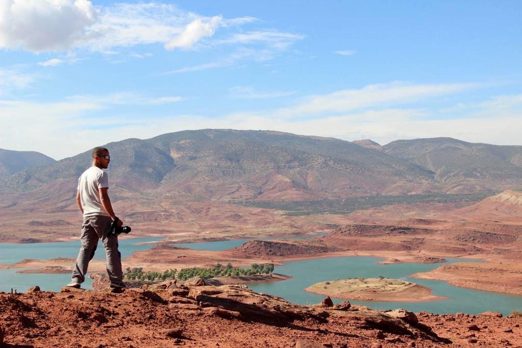 Anass Errihari Moroccan Photographer and Climber