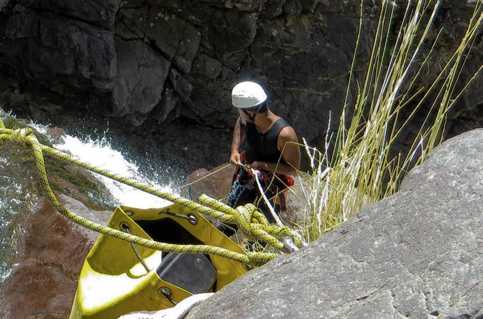 river climber