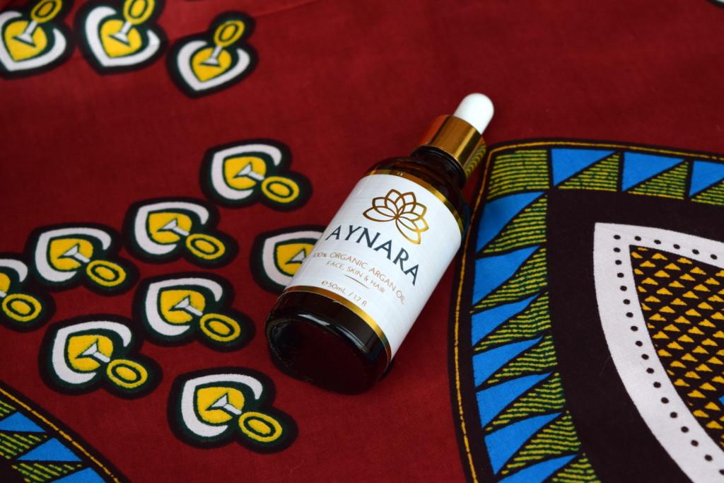 Pure argan oil from Aynara