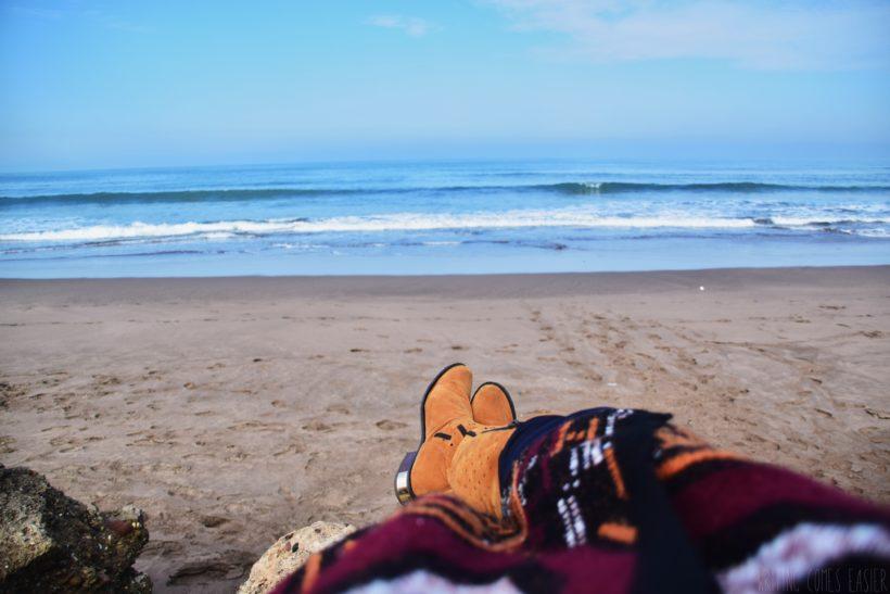tamaris beach casablanca perles bouznika blogger polish morocco africa