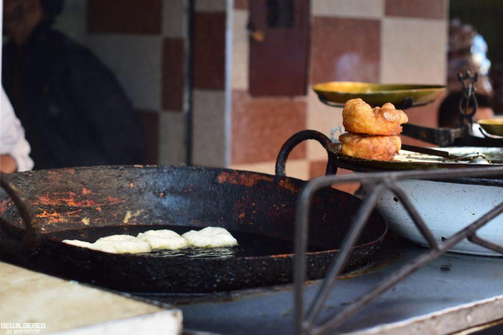 Moroccan Donuts aka Shfynsh