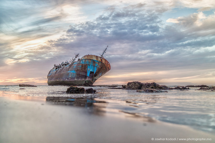 Jawhar Kodadi photography morocco boat iceland icelandic ship pirate photoshop filter beach