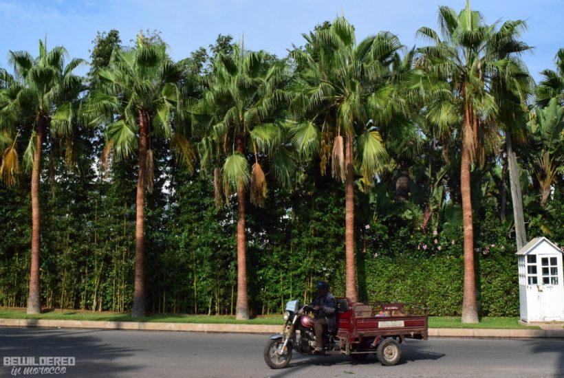 Anfa, ain diab district, Casablanca