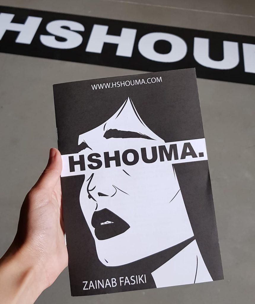 hchouma hshouma shame on you moroccan morocco maroc darija zainab zineb fasiki artist female activist
