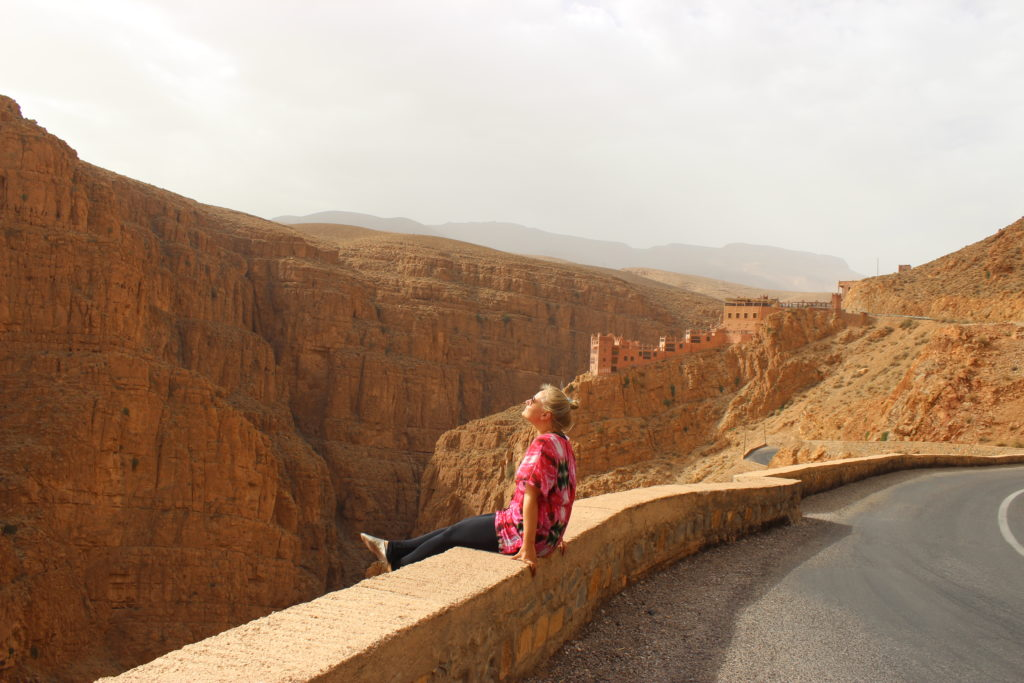 wycieczka na sahare pustynie maroko trek camel wielblad polka w maroku zycie ekspat expat life polish