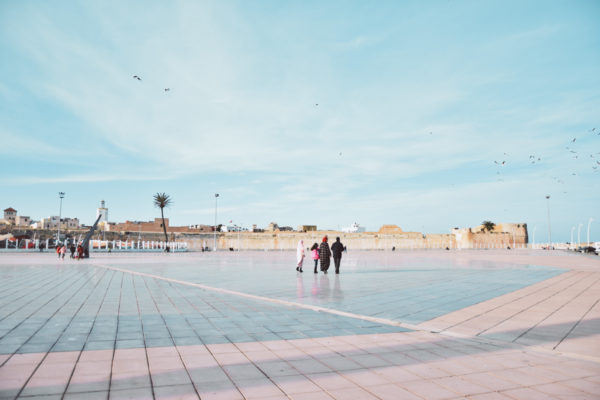 el jadida mazagan promenade maroko polka maroku morocco